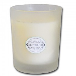 Cognac scented candle