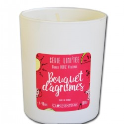 Bougie - Bouquet d'Agrumes