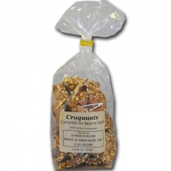 "Canasta gourmet ""caramelo"" - delicatessen francés online"