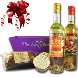 Weihnachts-Gourmet-Box- Online französisches Feinkost
