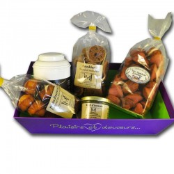 "Gourmet box ""at tea time"" - Online French delicatessen"