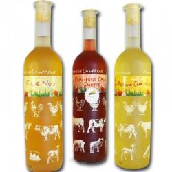 Lot Apéritif vins aromatisés - épicerie fine en ligne