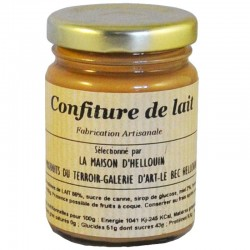 Caja de regalo dulce Gourmandises - delicatessen francés online