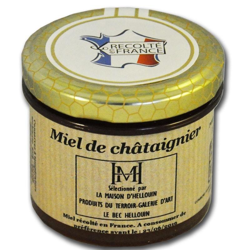 Miel de castaño - delicatessen francés online