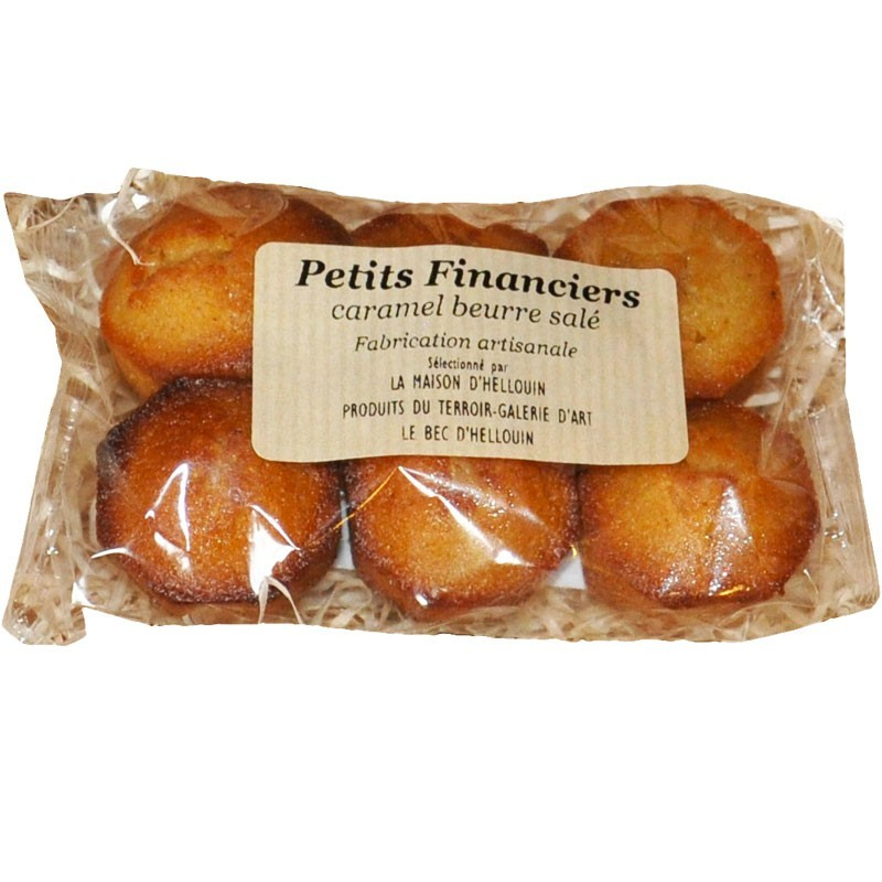 Pequeñas galletas de almendra - delicatessen francés online