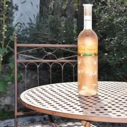 Aperitif-Pfirsich-Aprikosen