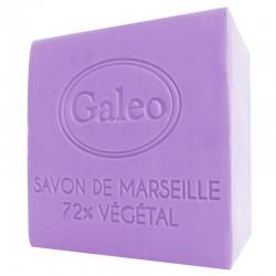 Marseillezeep met lavendel
