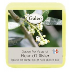 Jabon De Oliva Flor