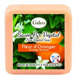 Savon Fleurs d'oranger