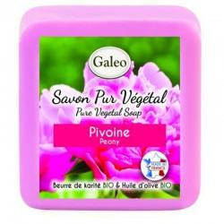 Jabón peonía