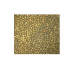 Gallina de Guinea cerámica gris-amarillo MM