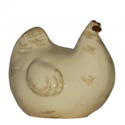 Ceramic Hen Medium Model