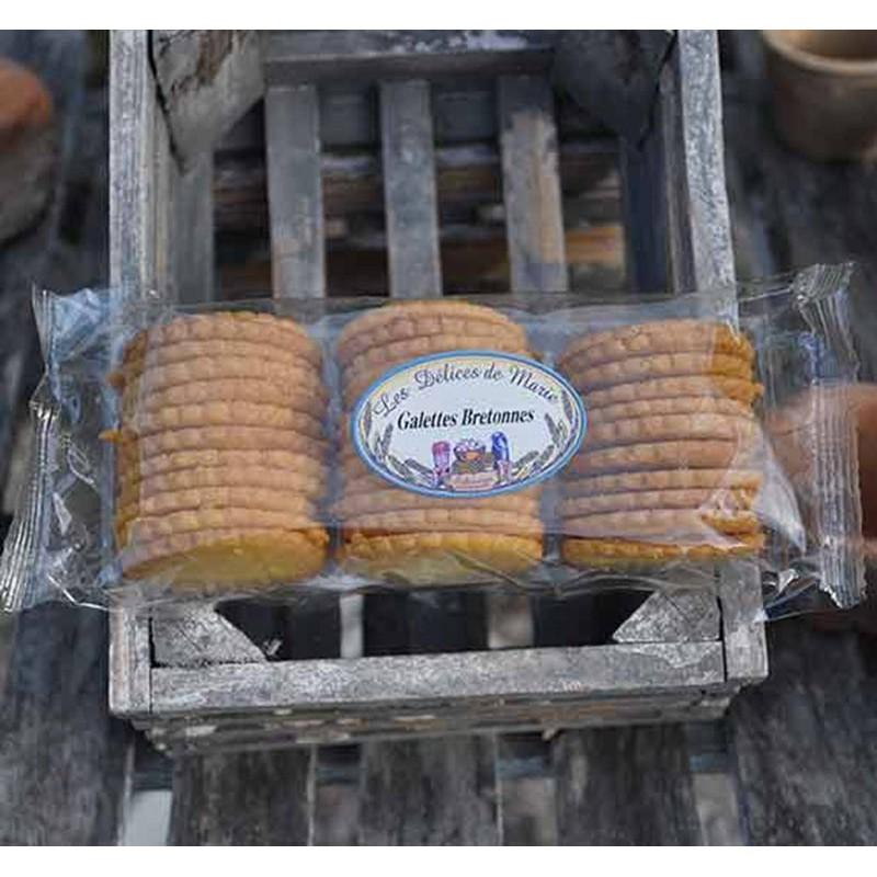 Tortitas bretonas