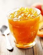 Französische Marmeladen und Gelees