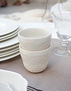 Coppe, una selezione originale di tazze di porcellana