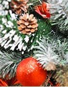 Todo para una navidad mágica ... regalos, decoración y comida