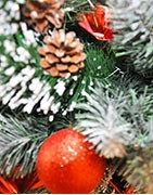 Alles für ein zauberhaftes Weihnachten ... Geschenke, Dekoration ...