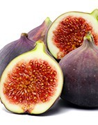 Prodotti francesi con la fig
