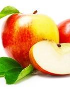 Französische Produkte mit Apfel