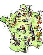 Cestini gourmet regionali - Gastronomia francese online