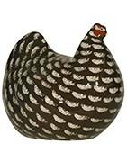 Las gallinas de Lussan