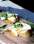 Voorgerecht sandwiches