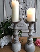 Original Kerzenhalter für das Haus
